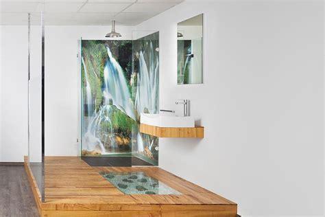 Bad Mit Glaswand by Glaswand Bilder Ideen