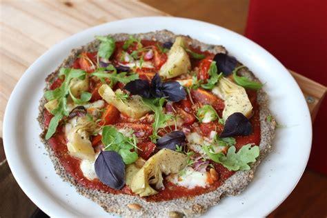 p 226 te 224 pizza aux graines de chia une recette sans gluten rapide et facile fitnessfriandises fr