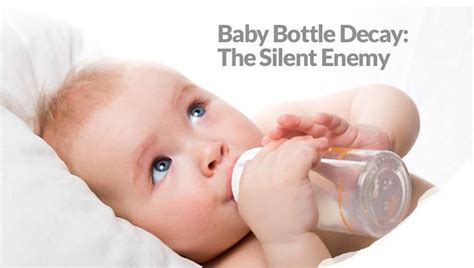 Baby Bottle Tooth Decay - DentalsReview
