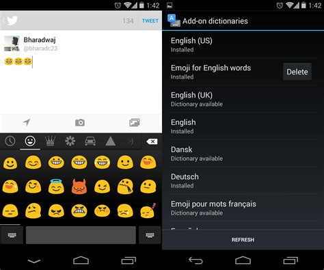 emoji plugin for android keyboard android 4 4 kitkat in depth walkthrough best technology