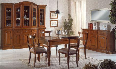 mobili sala da pranzo classica sala da pranzo classica orecchioni mobili