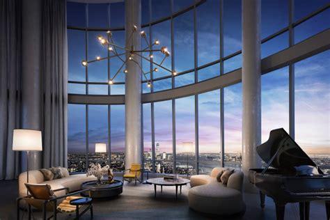 penthouse  nycs newest luxury  million pad