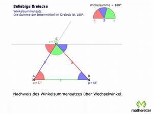 Grad Berechnen : tri03 rechtwinklige dreiecke satz des pythagoras matheretter ~ Themetempest.com Abrechnung