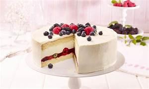 Dr Oetker Philadelphia Torte Rezept : waldbeer wein sahne torte rezept dr oetker ~ Lizthompson.info Haus und Dekorationen