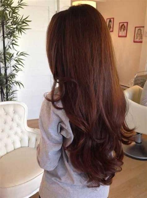 long dark brown hairstyles hairstyles  haircuts