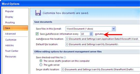 ways  stop word crashing important documents