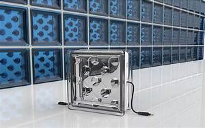 Panneau Brique De Verre : cette brique de verre est un panneau solaire ~ Dailycaller-alerts.com Idées de Décoration