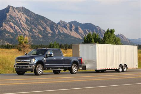 Towing Capacity F350 by 2017 Ford F350 Towing Capacity Towing