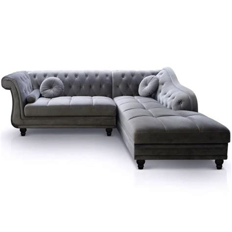 canapé chesterfield velours photos canapé chesterfield velours pas cher