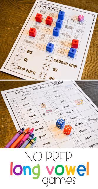 long vowel phonics games susan jones