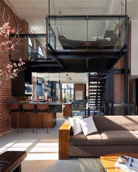Loft Living Room Decorating Ideas by 10 Loft Style Living Room Design Ideas