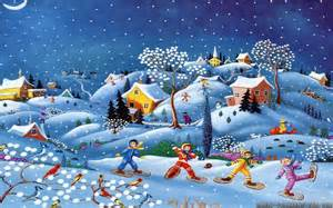 Animated Christmas Screensavers Free Download
