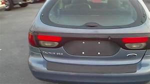 Sutton Motors - 2001 Ford Taurus Wagon