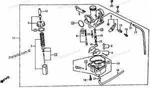 Honda Recon Carburetor Diagram 2000 250