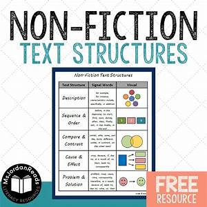 Non-fiction Text Structures