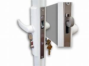 Security Locking Handle