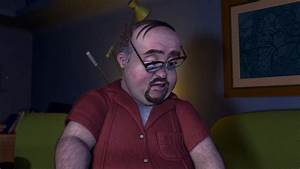 "Al McWhiggin, character from ""Toy Story 2"". 