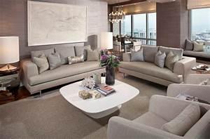 Graue Couch Wohnzimmer : 50 graue designs ~ Michelbontemps.com Haus und Dekorationen