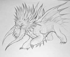 draw bewilderbeast    train  dragon  drawingnow dragon coloring page