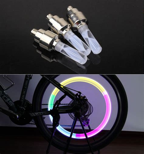 lights for bike tires 1pcs bike lights mtb mountain road bike bicycle lights