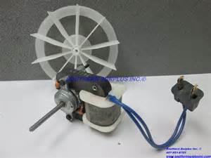 3 broan nutone 97012038 electric vent fan motor blower