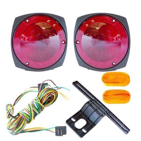 Trailer Light Kit Lights Wire Tail