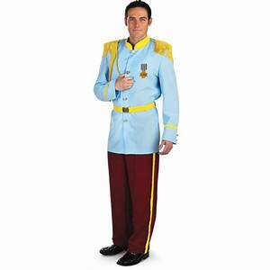 Prince Charming Adult Halloween Costume - Walmart.com