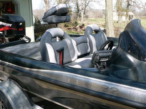 Bass Boats Seats And Carpet by 1999 Nitro Nx882 Bass Boat Seat Carpet Bassboatseats