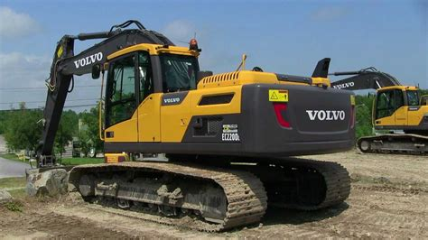 volvo machines youtube