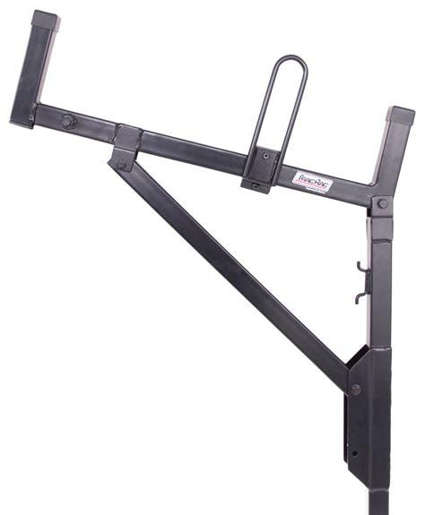 ladder racks for tracrac contractor truck bed ladder rack side mount
