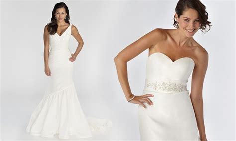 Kirstie Kelly Signature Wedding Gowns Groupon