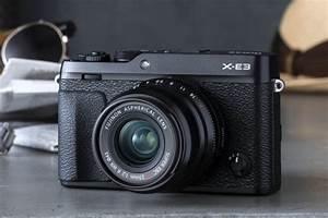 Fujifilm X-E3 : l'appareil photo hybride qui mise sur le ...