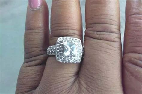 facebook user shares engagement ring it goes viral for wrong reasons daily star