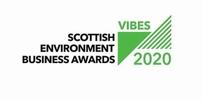 Vibes Awards Scottish Environment Business Environmental Forefront