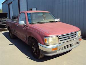 1993 Toyota T100 Sr5 Model Regular Cab 3 0l V6 Mt 2wd