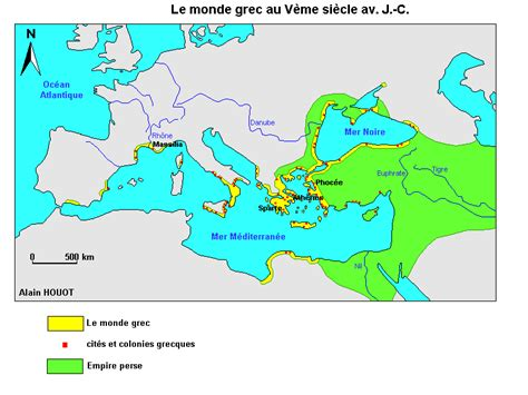 Carte Vierge Du Monde Des Cités Grecques by La Bataille De Marathon Au Fil De Lauweau Fil De Lauwe