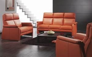 Salon En Cuir : salon cuir belgique photo 3 15 installez vous confortablement dans ce salon haut ~ Medecine-chirurgie-esthetiques.com Avis de Voitures