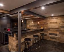 Rustic Home Bar Designs by Rustic Home Bar Design Ideas Remodels Photos