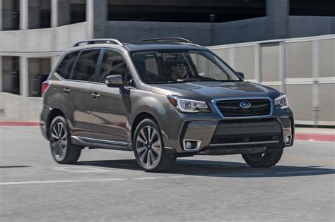 forester subaru 2017 subaru forester 2 0xt touring first test review