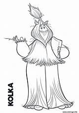 Yeti Coloriage Smallfoot Coloring Compagnie Ausmalbilder Disegni Colorear Kolka Dibujos Printable Colorir Desenhos Movie Imprimir Dessin Sheets Pe Pintar Malvorlagen sketch template