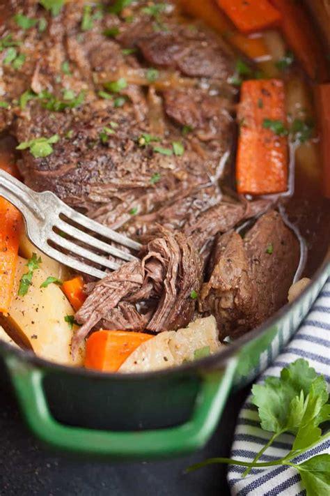 tender chuck roast  oven mishkanetcom