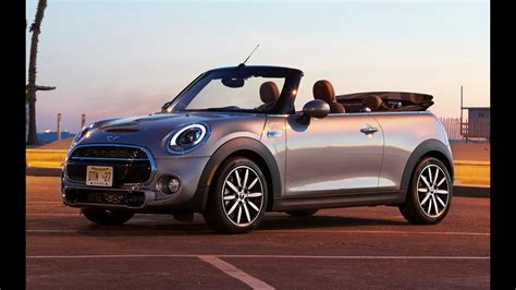 Review Mini Cooper Convertible by 2016 Mini Cooper S Convertible Start Up In Depth Tour