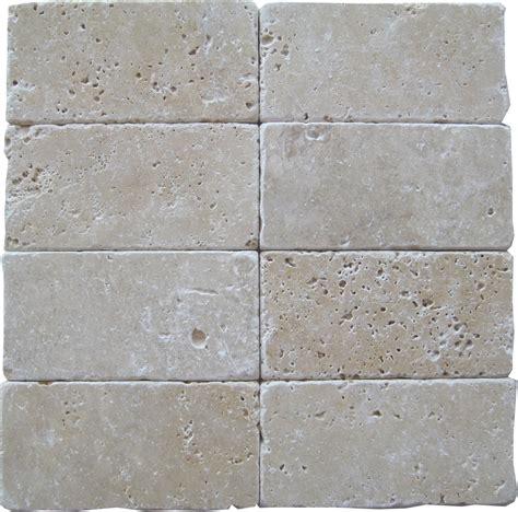 saturnia travertine saturnia ivory travertine light tumbled tiles e36 0100 in south florida