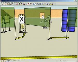 How To Draw A Stage Using Google Sketchup