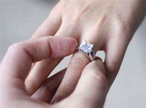 Wedding Rings On Hands - wallpaper.