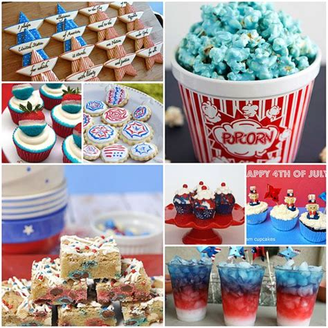 july 4th ideas star spangled 4th of july crafts and treats fourth of july colored popcorn and july crafts