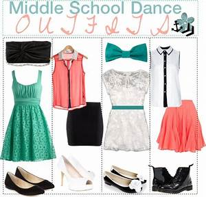 U0026quot;Middle School Dance Outfitsu0026quot; by just-girly-tips liked on Polyvore | Polyvore | Pinterest ...