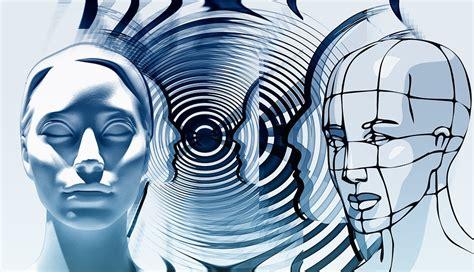 illustration face human silhouette contour