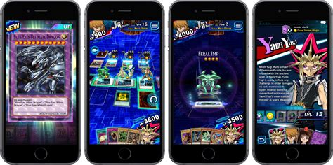 yugioh deck duel links yu gi oh duel links disponibile ora in europa su ios e