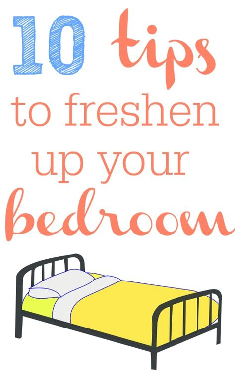 10 Ways To Update Your Bedroom by 10 Tips To Freshen Up Your Bedroom Southern Savers